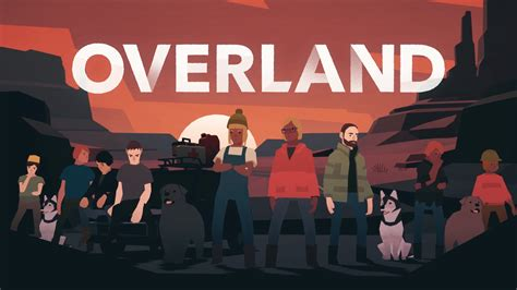 Overland Game Cover