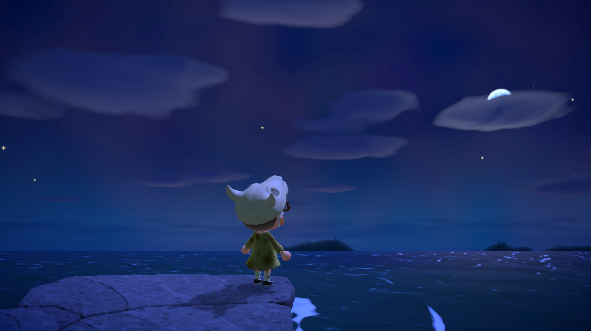 Animal Crossing: New Horizons - The Darkness