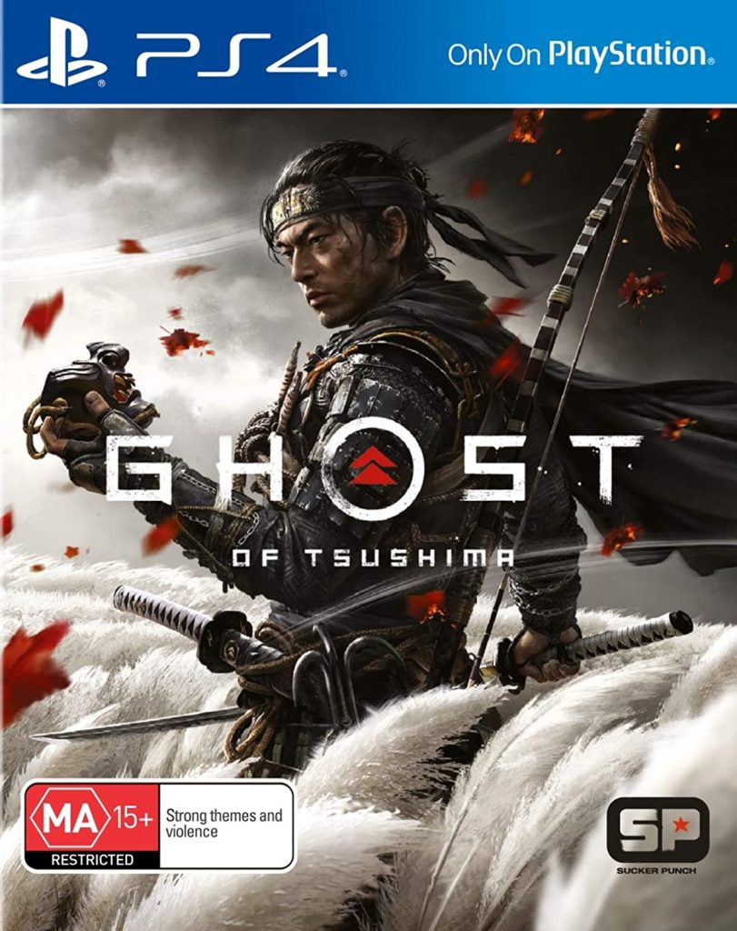 Ghost of Tsushima Box