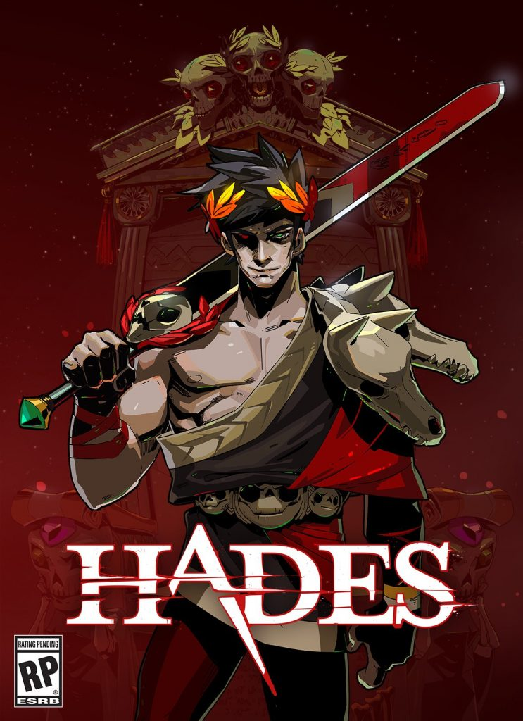 Hades Game Cover